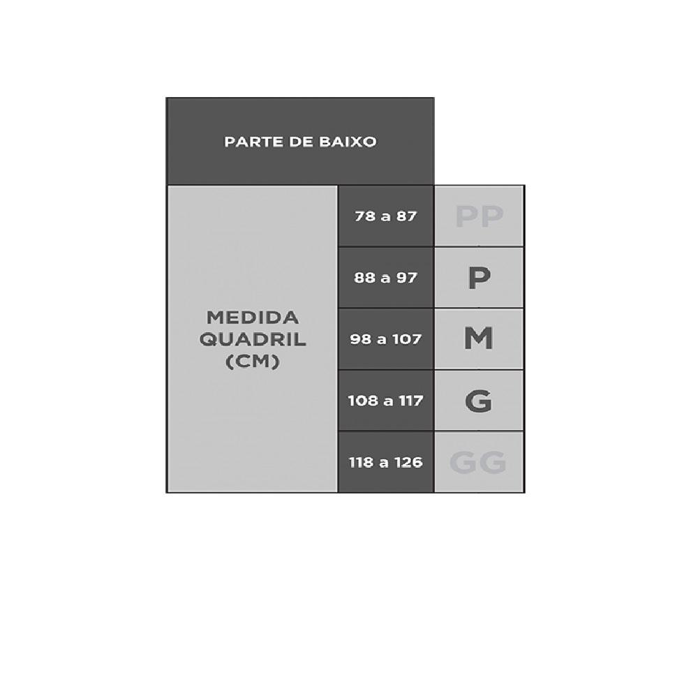 Short Authen Sprint Plank II Clássico - Preto