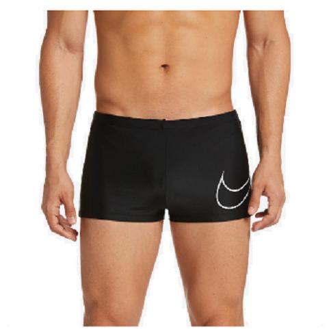 Sunga Nike Big Boxer Swoosh - Preto
