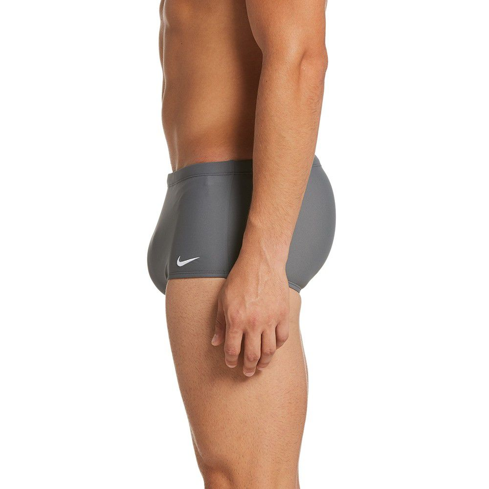 Sunga Nike Lateral Larga - Cinza