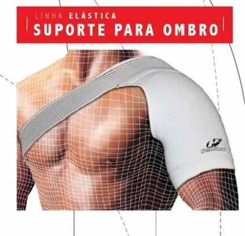 Suporte para Ombro Elastica Hammerhead Branco - P