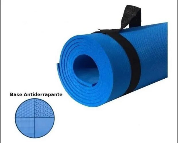 Tapete Yoga Mat– Acte Azul