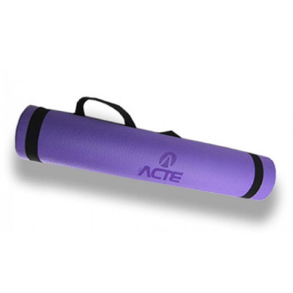 Tapete Yoga Mat ACTE - Lilás