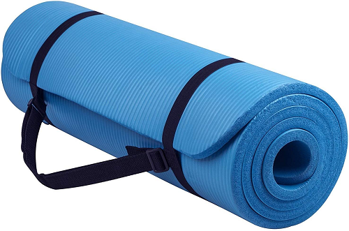 Tapete Yoga MAT AZUL - Punch