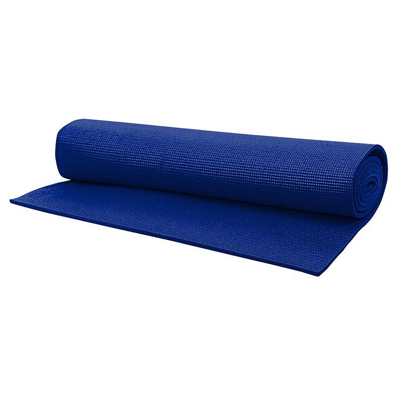 Tapete Yoga Pilates Alongamento  – Acte - Azul T11
