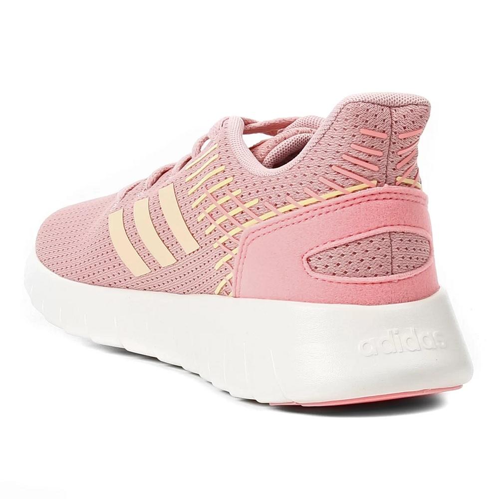 Tênis adidas Asweerun - Rosa