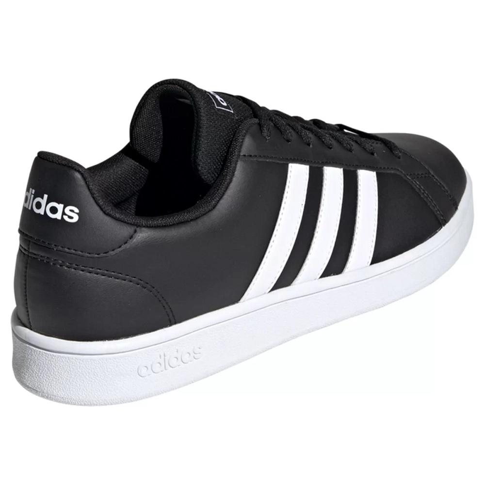 Tênis Adidas Grand Court Base - preto
