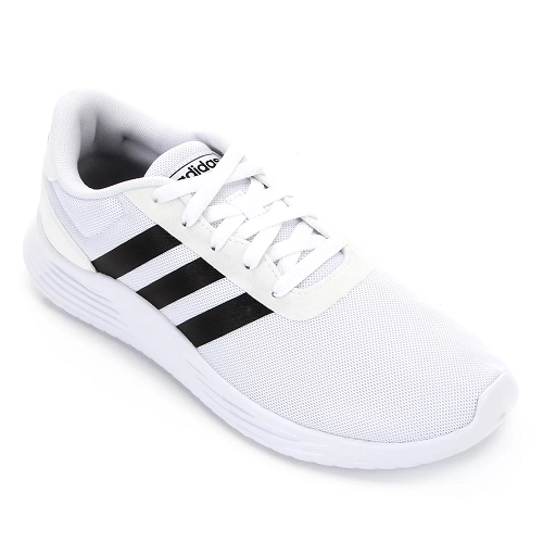 Tênis Adidas Lite Racer 2.0 - Branco
