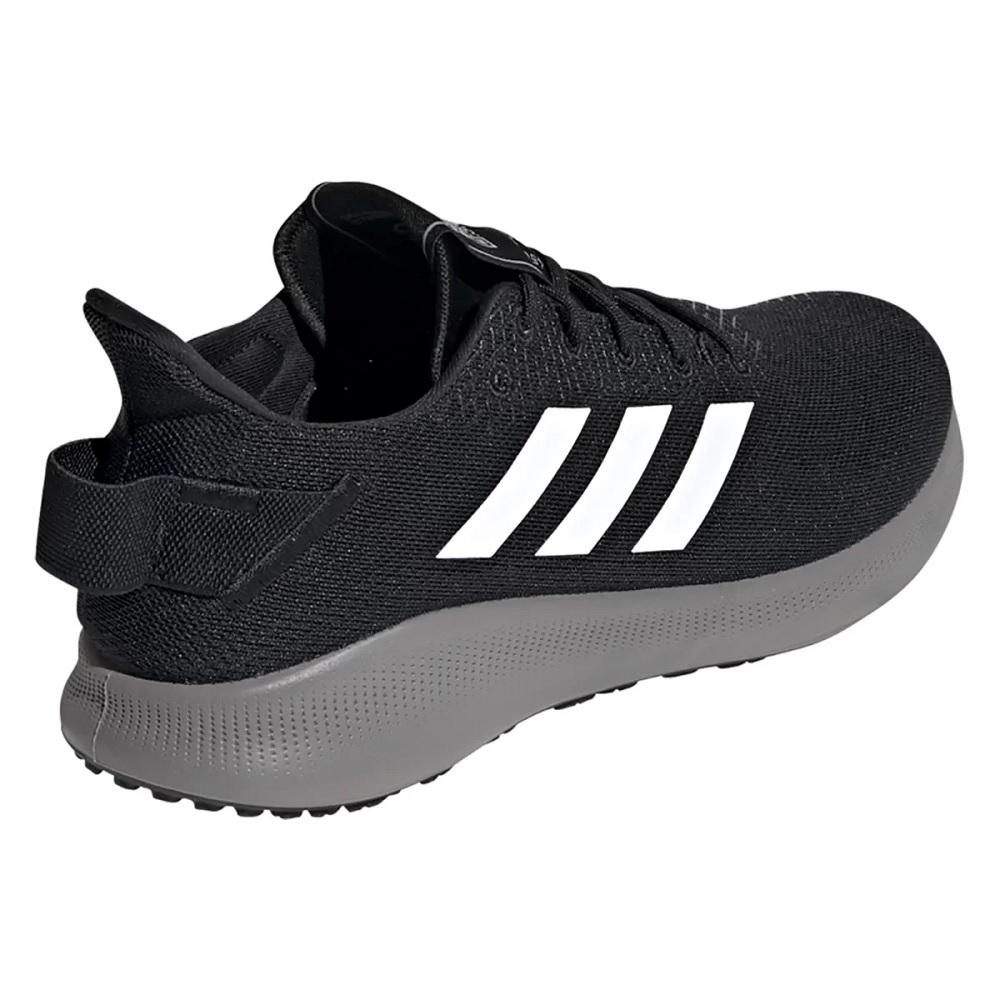 Tênis Adidas Sensebounce + Street M - preto/cinza