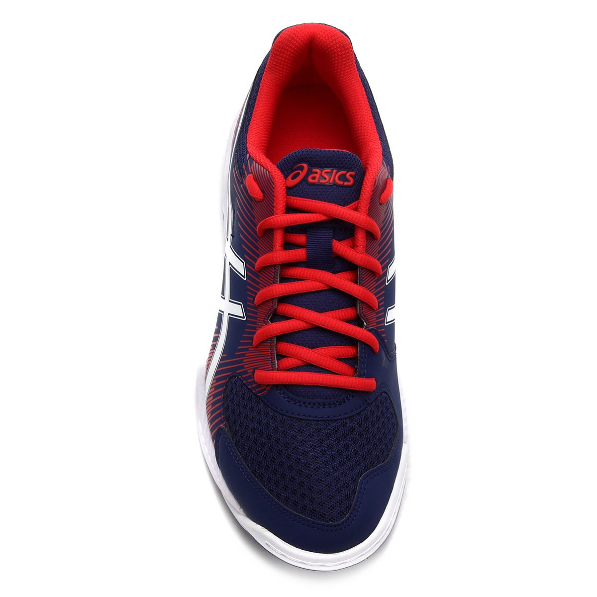 Tênis Asics Masculino Gel Task - Azul / Vermelho