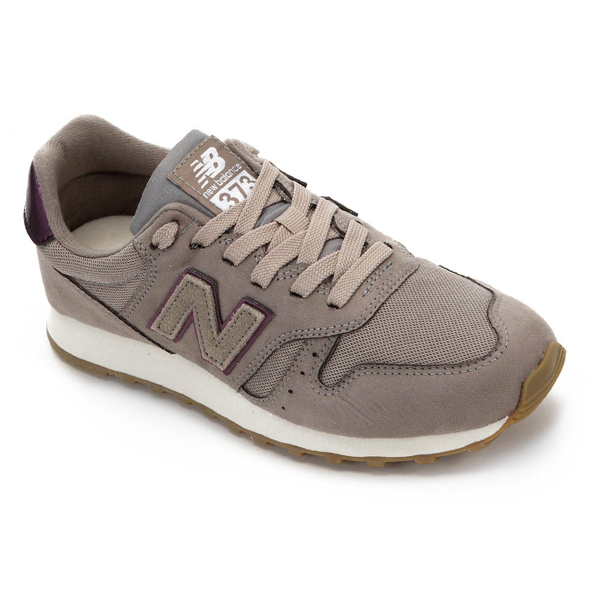 Tênis New Balance 373 WNF - Cinza