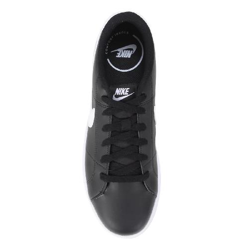 Tênis Nike Court Royale 2 Feminino - Preto e Branco