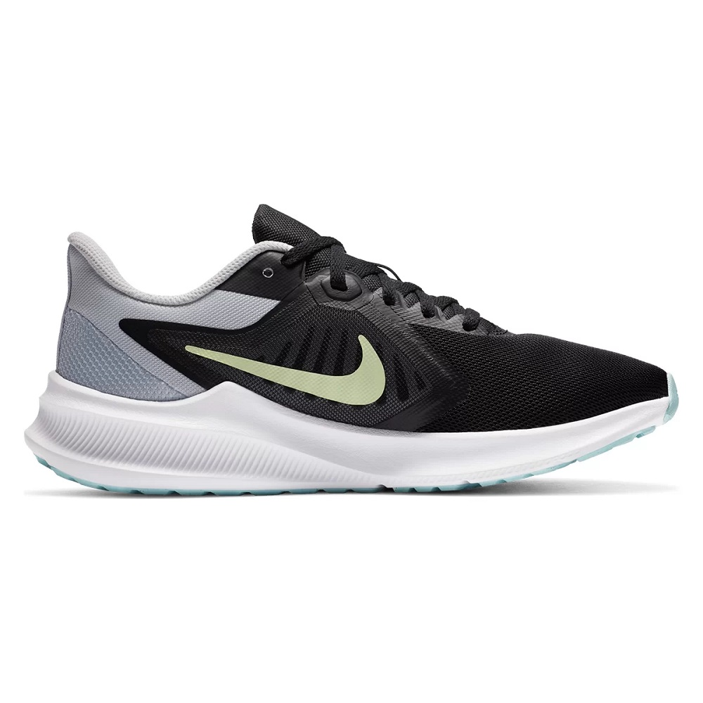Tênis Nike Downshifter 10 Feminino - Preto/Azul