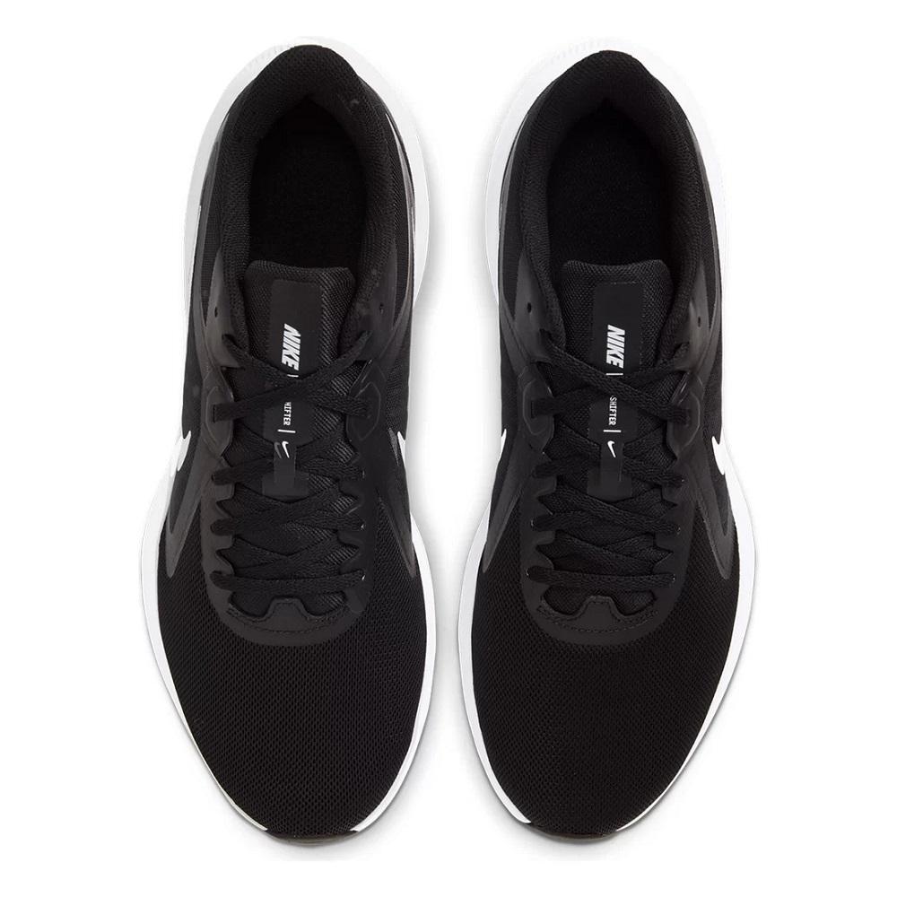 Tênis Nike Downshifter 10 - Preto e Branco