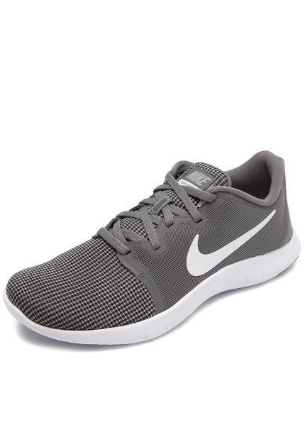 5bcafd0a05 Tênis Nike Flex Contact 2 Cinza - Titanes Esportes