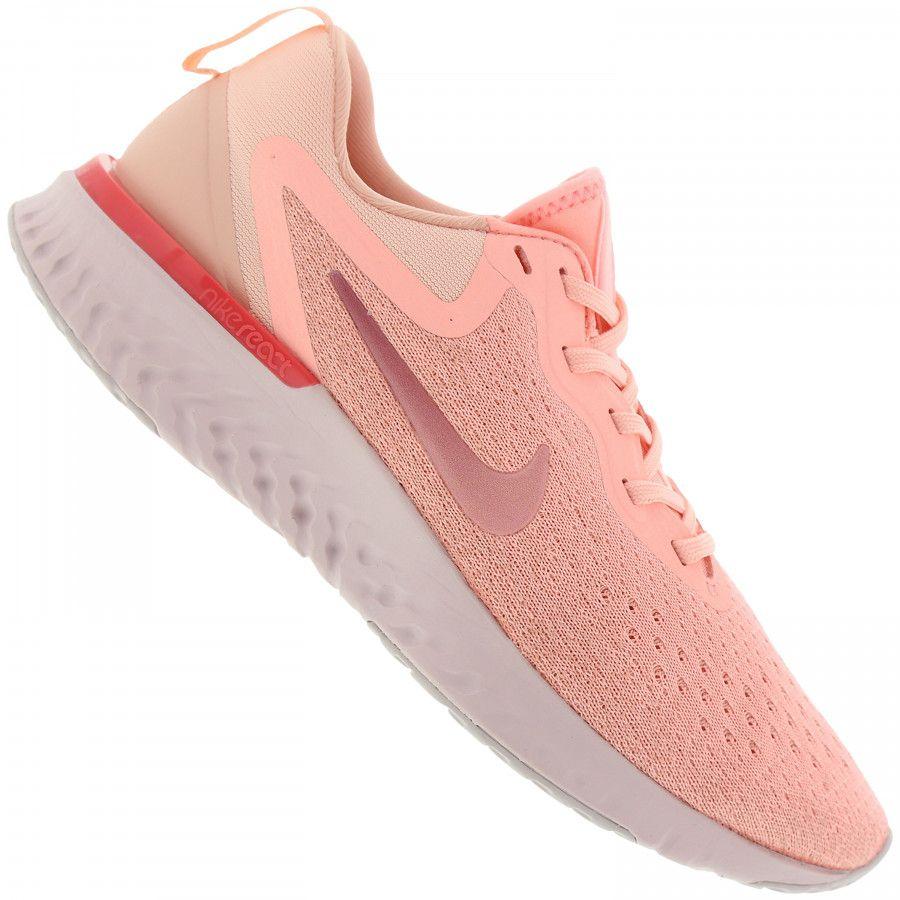 9e51bc5108d Tênis Nike Odyssey React - Feminino - Original - Titanes Esportes