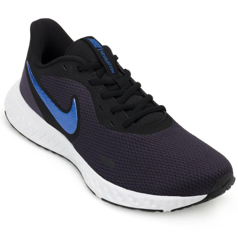 Tênis Nike REVOLUTION 5 Blue\Black