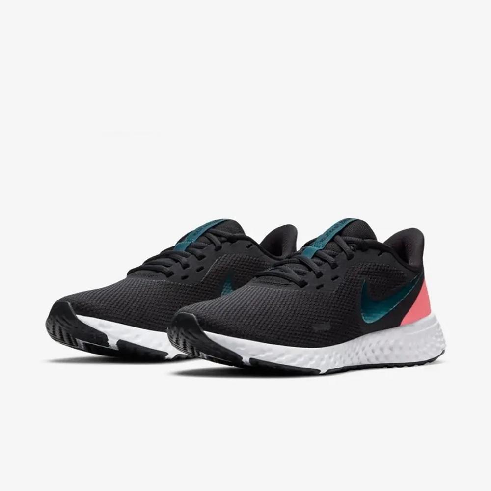 Tênis Nike Revolution 5 - Rosa/Verde