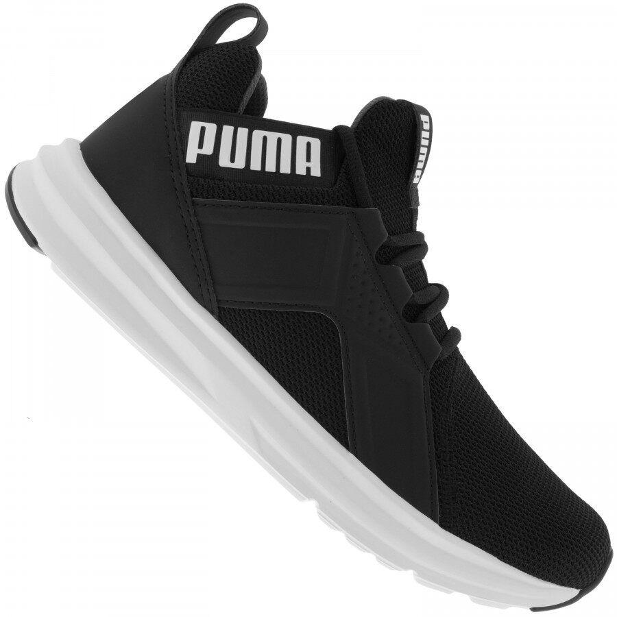 Tênis Puma Enzo Sport BDP - Masculino Preto\Branco