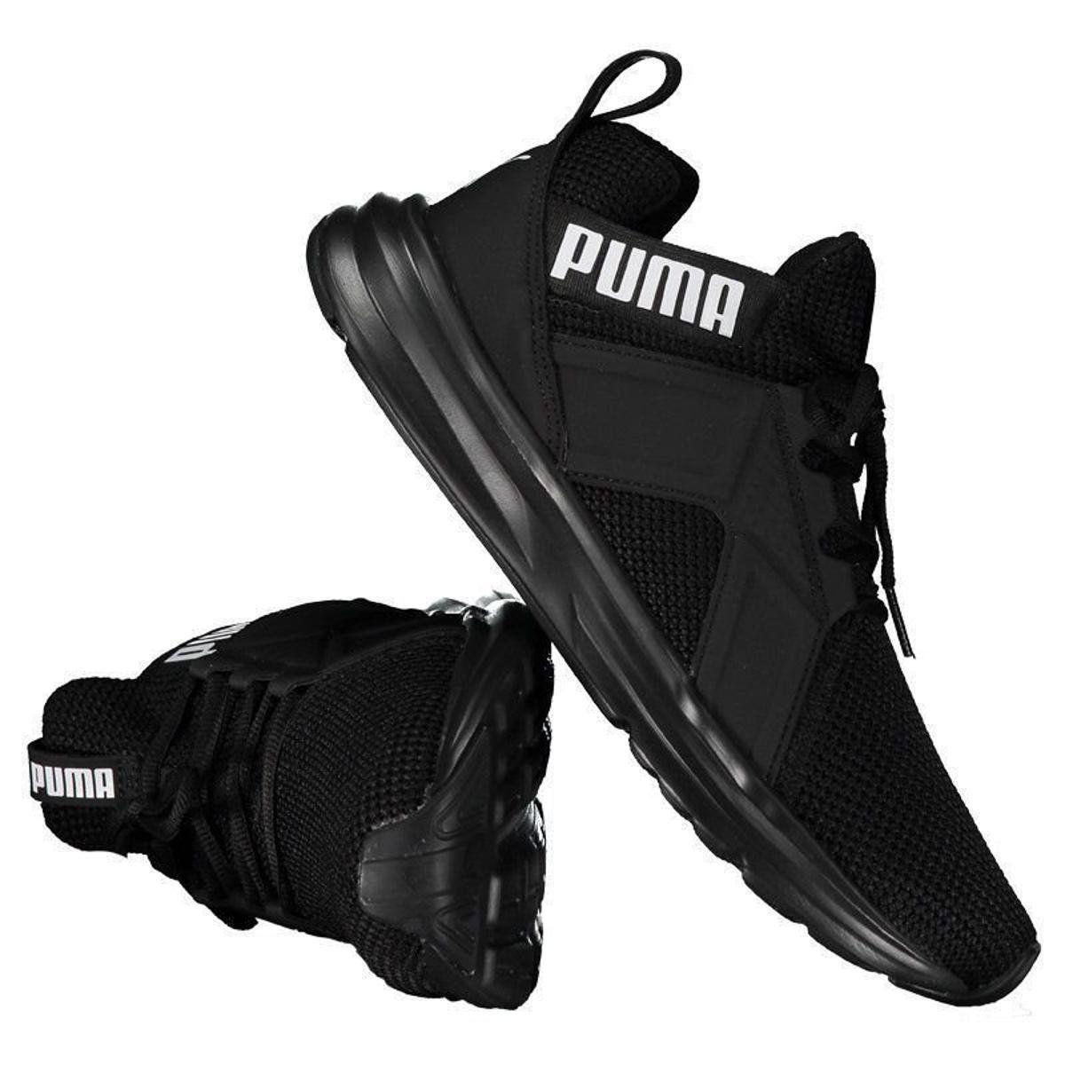 Tênis Puma Enzo Sport BDP - Masculino Preto