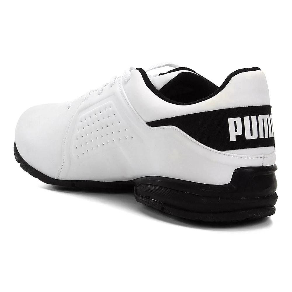 Tênis Puma Viz Runner BDP - Branco