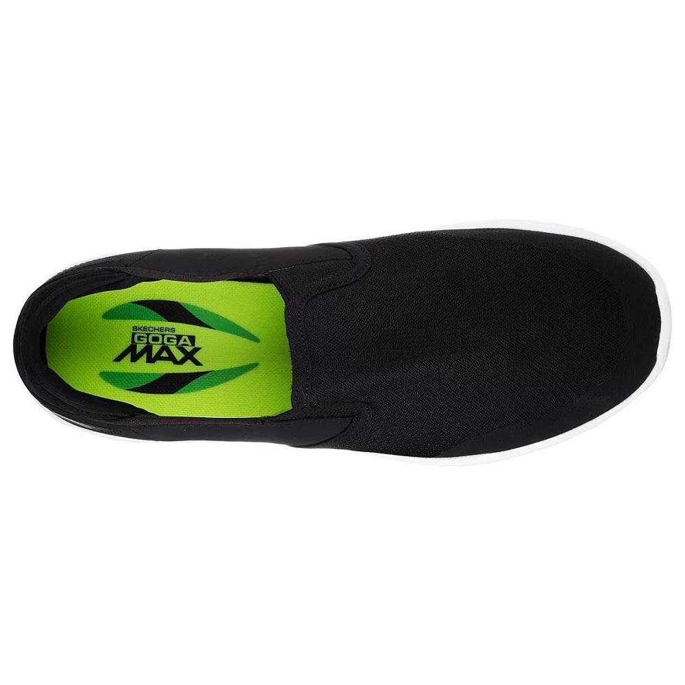 Tênis Skechers Go Walk 4 Contain - preto