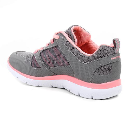 Tênis Skechers GYCL summits new world - Feminino - cinza