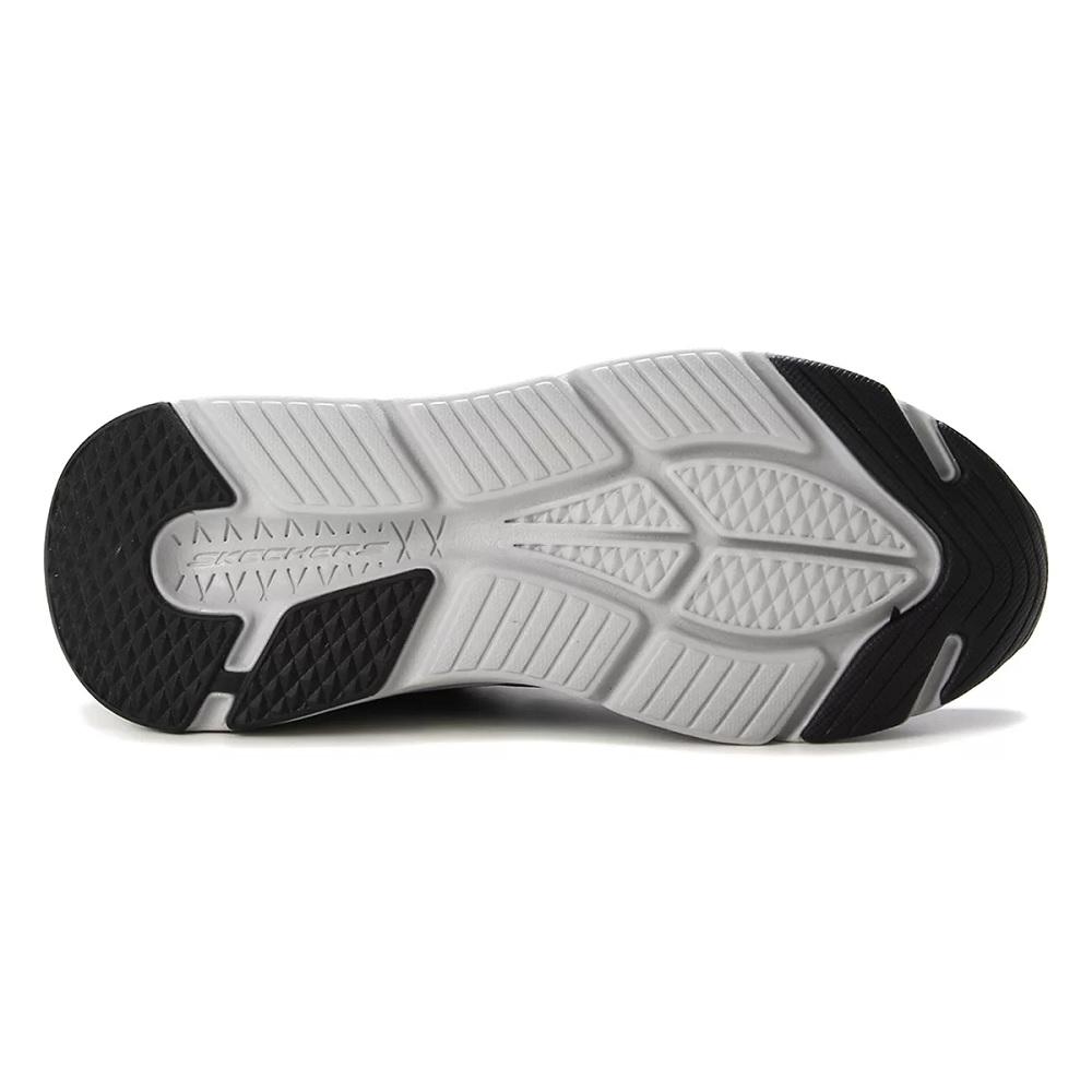 Tênis Skechers Max Cushioning Elite - Preto/Azul