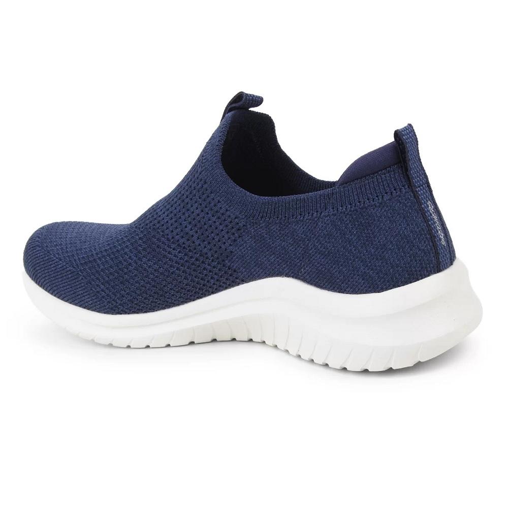 Tênis Skechers Ultra flex 2.0 Always Young - Azul marinho - Feminino