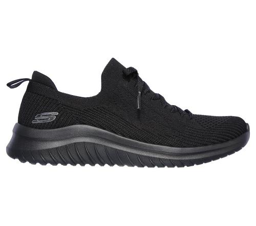 Tênis Skechers Ultra Flex 2.0 All Black - Preto
