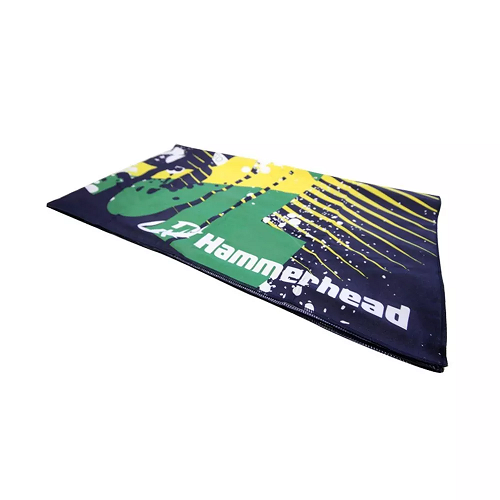 Toalha Esportiva de Microfibra Hammerhead - Brasil