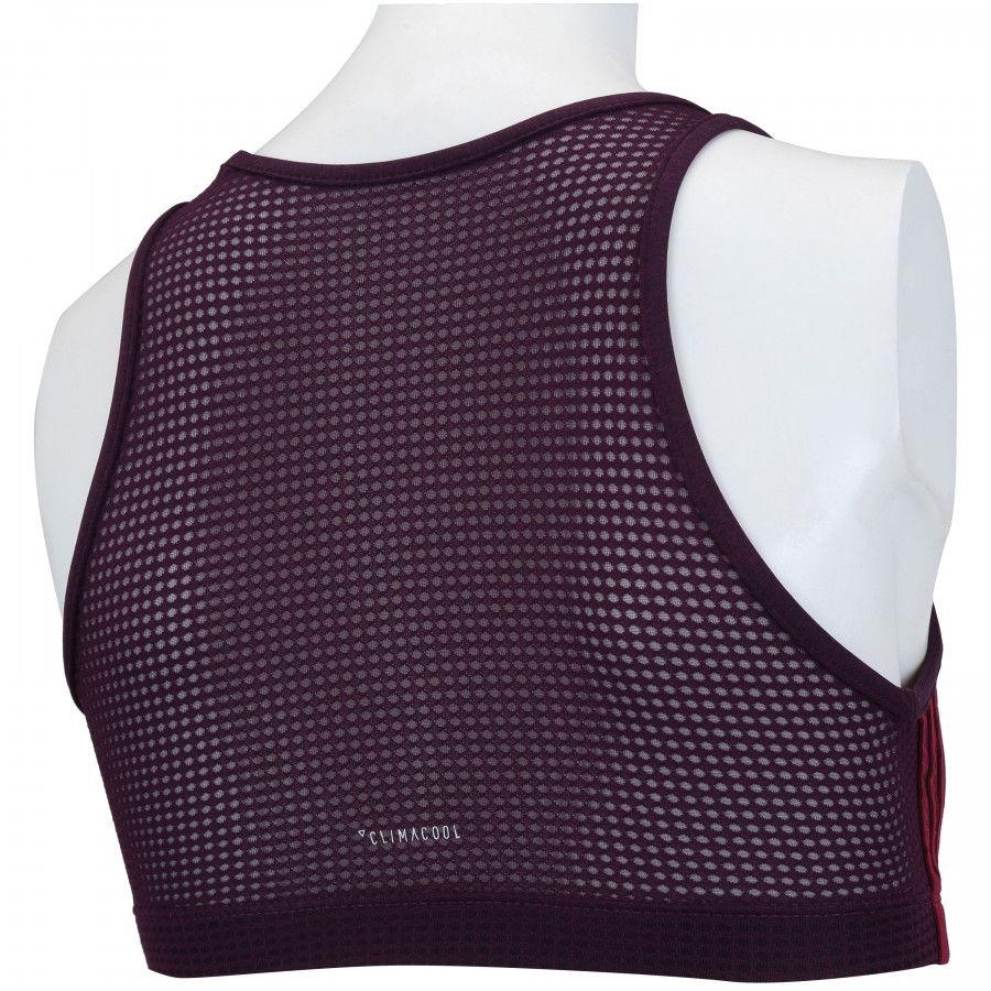 Top Fitness adidas V Wo Basic Violeta