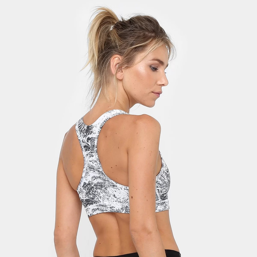 Top Puma Shape Forever Graphic - Branco