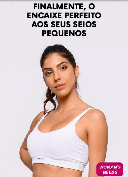 Top Authen womens Need Valorize - Preto