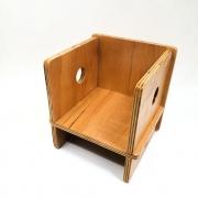 Cadeira Cubo Montessori