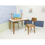 Cadeira Montessori