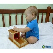 Montessori Caixa e Bola