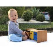 Montessori Caixa com Gamelas