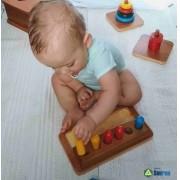 Montessori Pinos para Pareamento