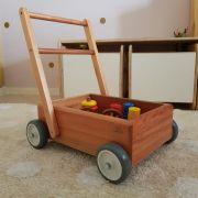 Carrinho Montessori
