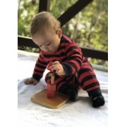 Montessori Cubos com Haste