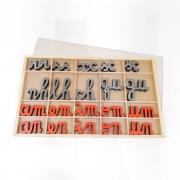 Dígrafos para Segundo Alfabetário