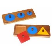 Montessori Figuras Geométricas