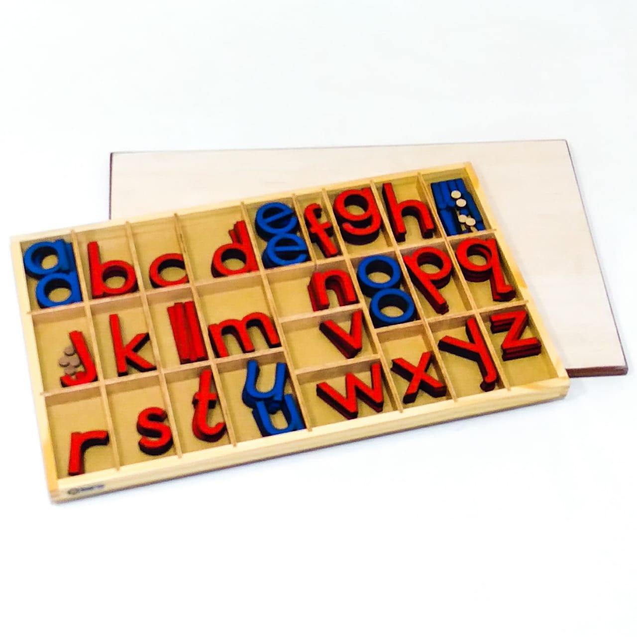 Alfabeto Móvel Bastão
