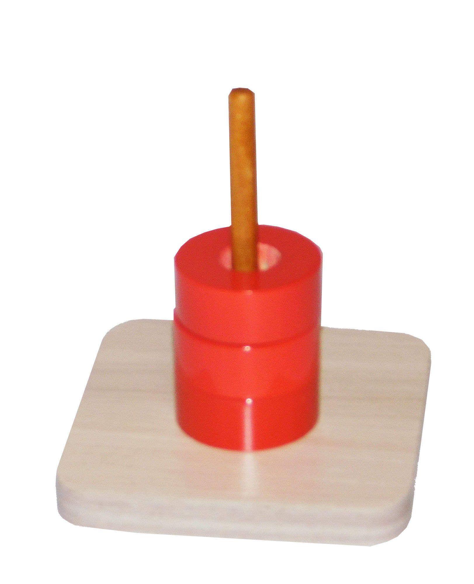 Montessori Anéis em Base
