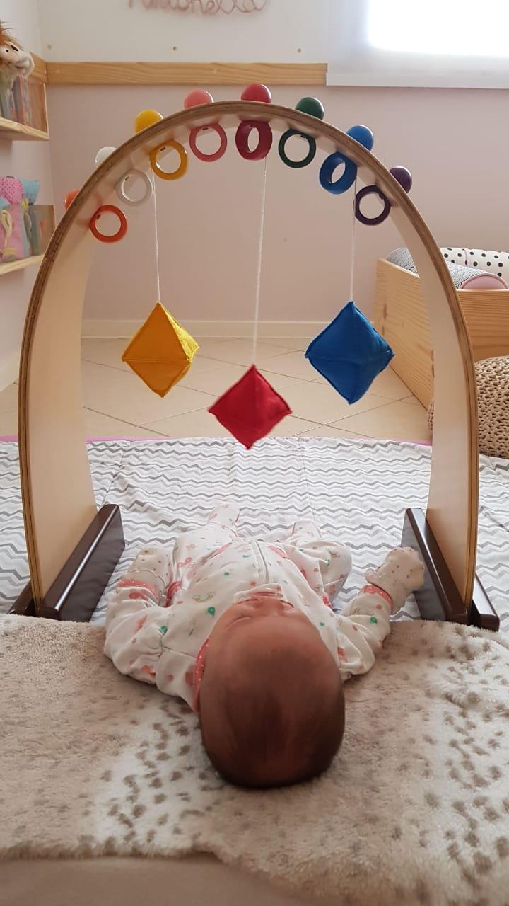 Baby Gym Minimalista
