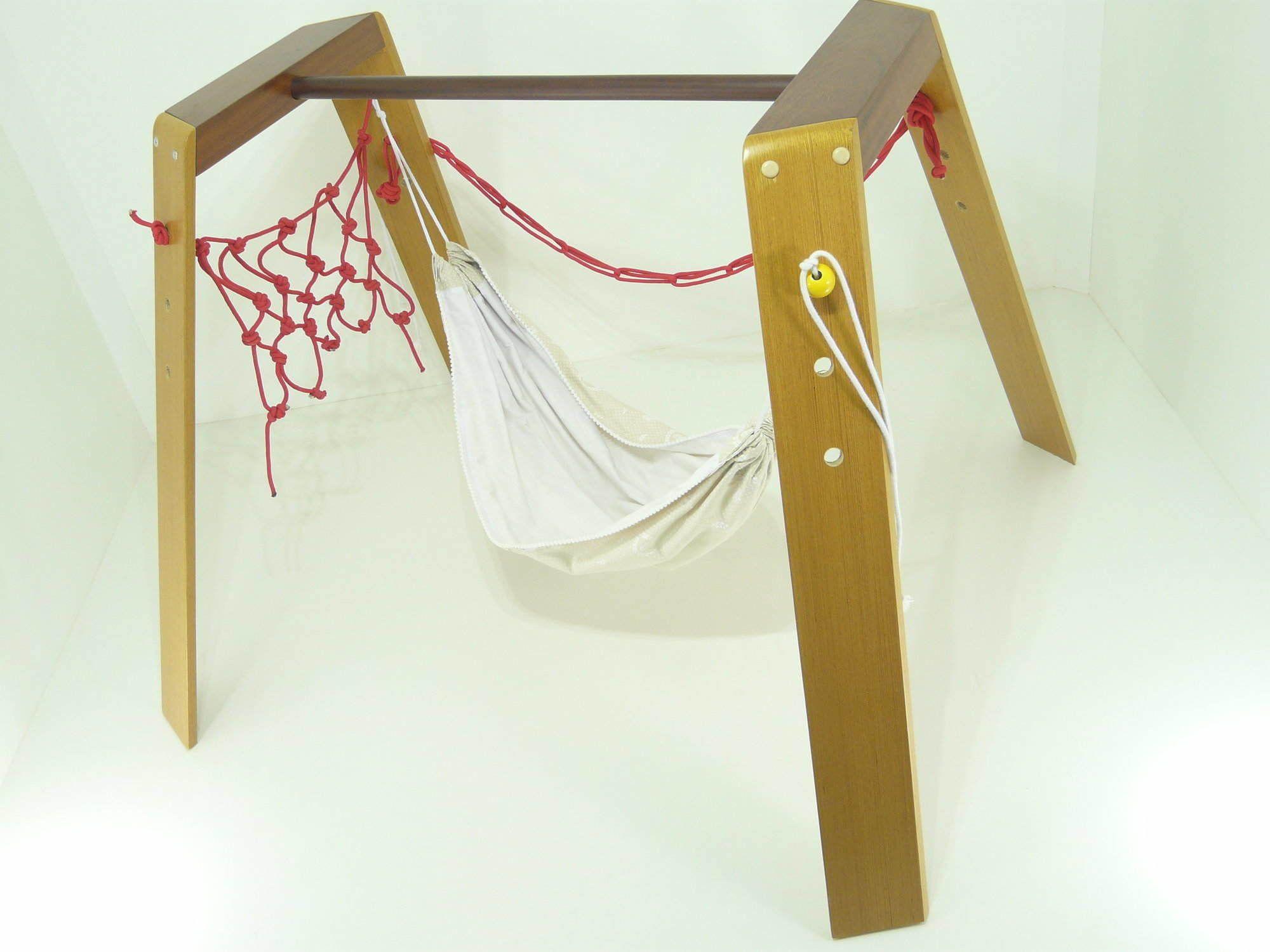 Baby Gym 4 em 1 + kit Móbiles