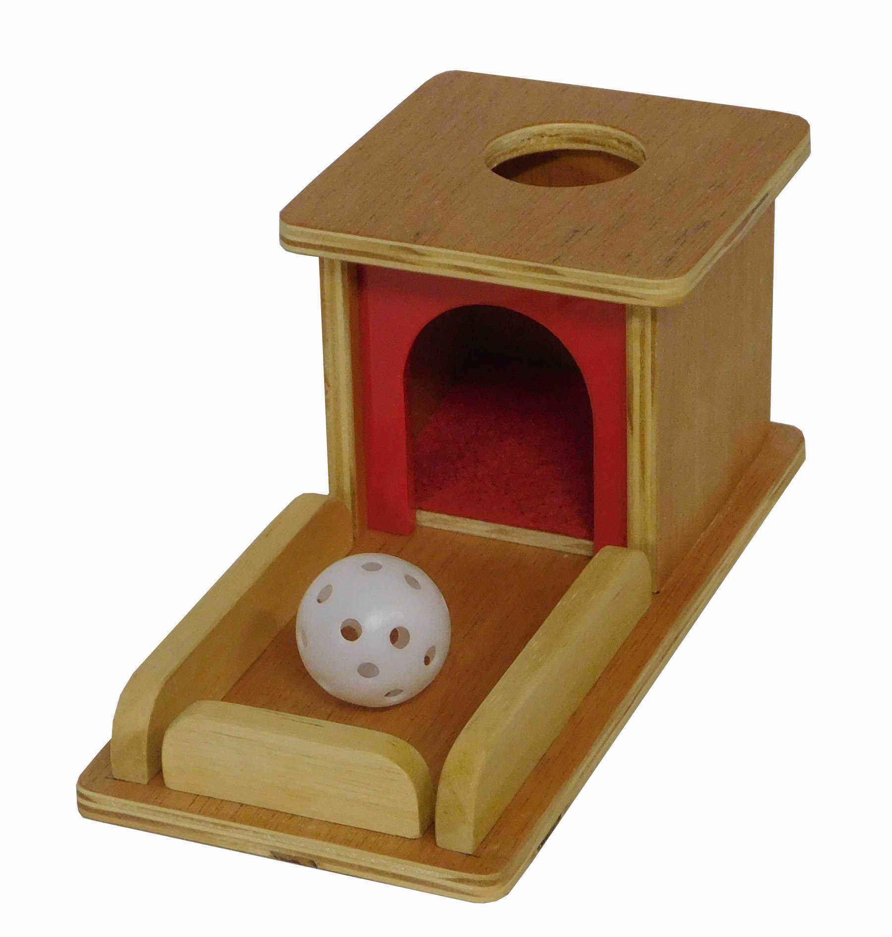 Montessori Caixa de Permanência