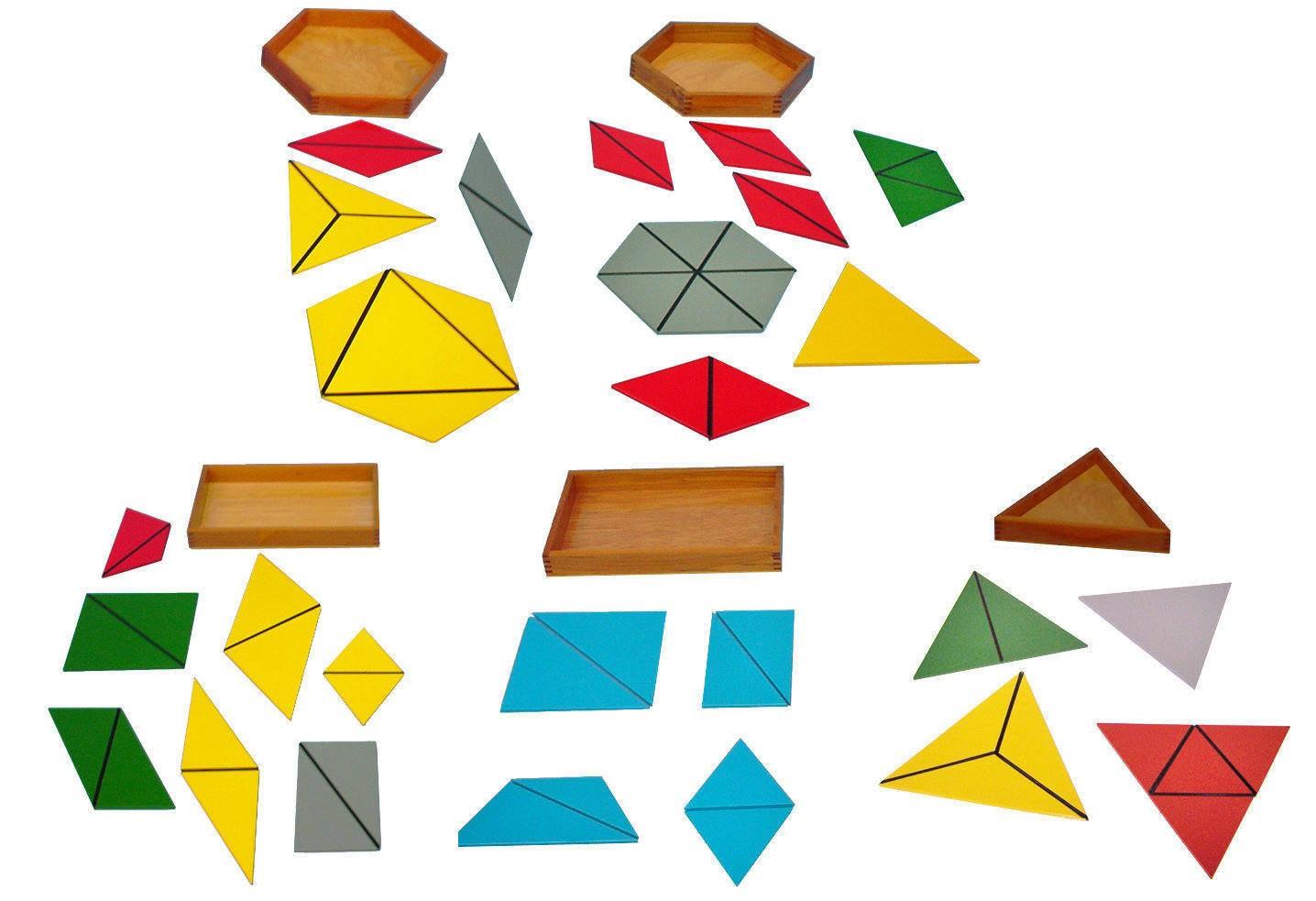 Caixas de Triangulação