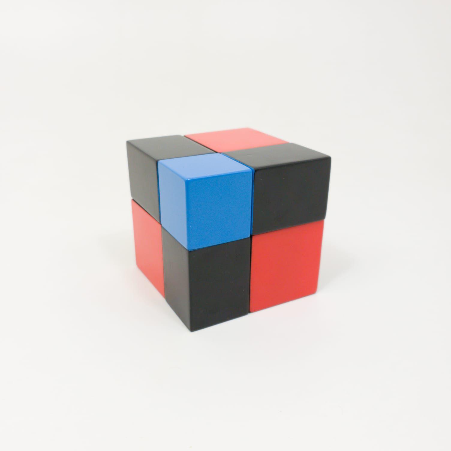Cubo do Binômio