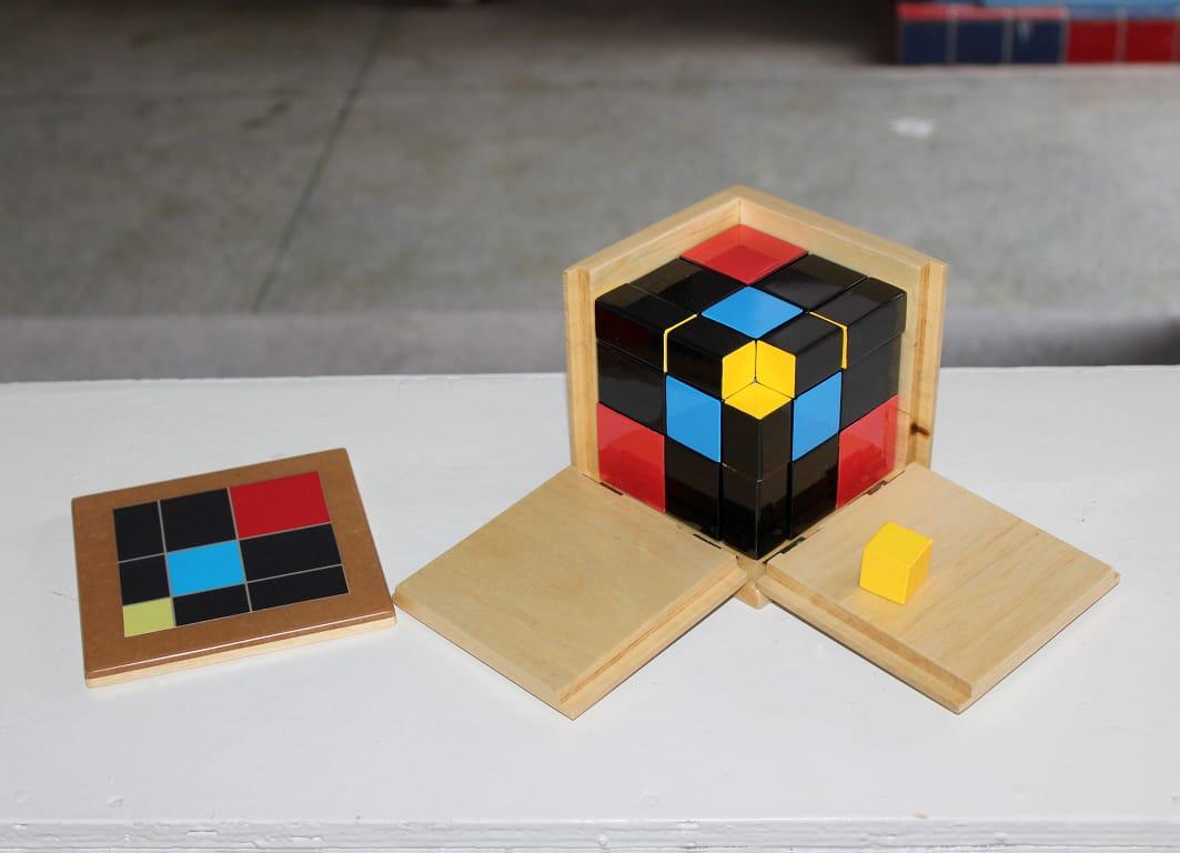 Cubo do Trinômio